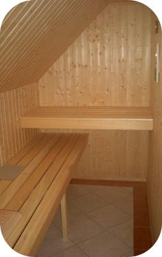 Sauna Haus-Poel