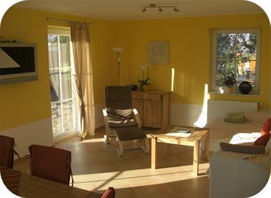 Wohnzimmer Haus-Poel